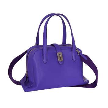 [vunque] Toque tote M (토크 토트 미듐) Royal purple_VQB01TO2041