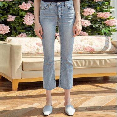 SLIM BOOTSCUT CROP JEAN_DENIM