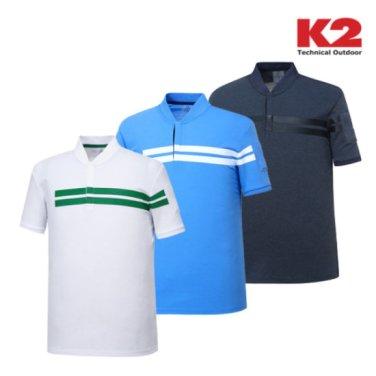 남성 K 폴로 변형 티셔츠 KMM17231