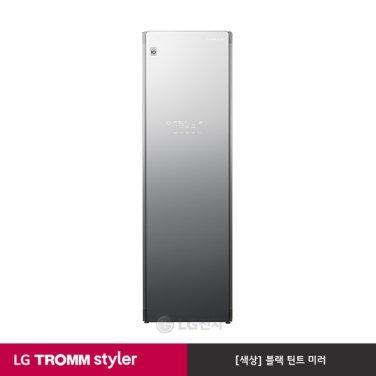 LG TROMM 스타일러 S5MB (블랙틴트미러/스마트진단)