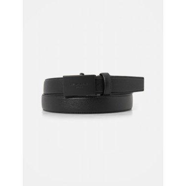빈폴 로고 버클 자동 벨트 - Black (BE0182M015)