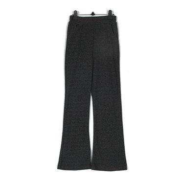 허리밴딩 부츠컷 포켓 팬츠 (AKEWP011)