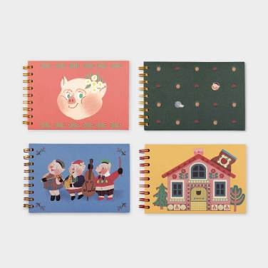 [Sketchbook] OINK SKETCHBOOK SET