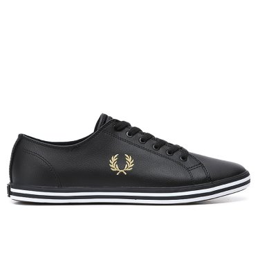 FRED PERRY  Kingston Leather 남여공용 스니커즈 SFPU1937163-102