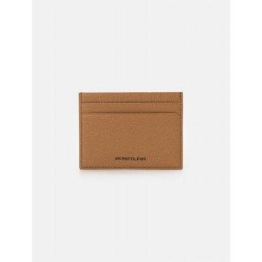 시티 빈 낱장 카드지갑 - Beige (BE01A3M07A)