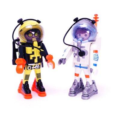 듀오팩 우주비행사-PM9448
