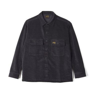 Stan Ray CPO Shirt Navy Cord