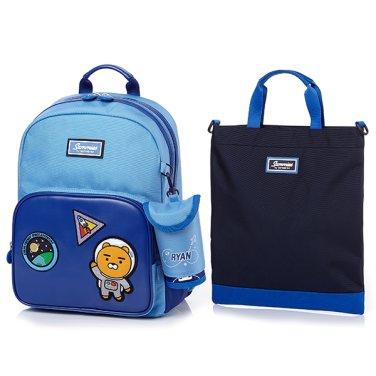 KAKAO 2 RYAN 백팩/보조가방 A SET SKY BLUE