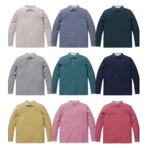 소프트 코튼 S/T 카라 티셔츠 ZOA1TT1301