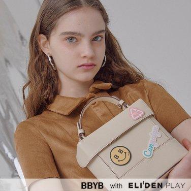 [비비와이비][장나라,최유정,지효,나은 착용] BBYB Tindy Square Bag  (09I1210B6E)