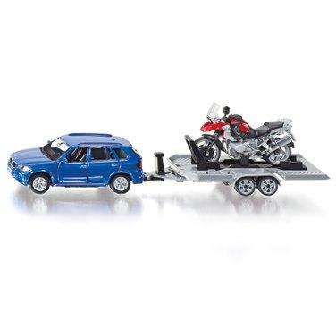 [시쿠] BMW 오토바이 픽업트럭