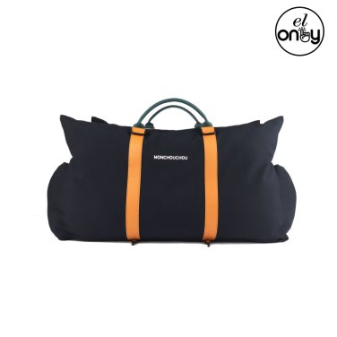 7th Mon Carseat Navy Peony - Super Size