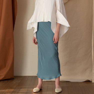 Salang Skirt [Sky Blue] (JC19SSSK25_SB)