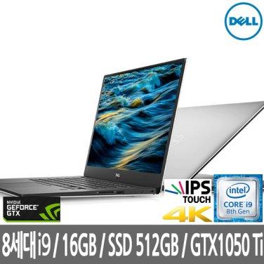 XPS15-9570 D609X9570505KR 인텔8세대/GTX1050Ti