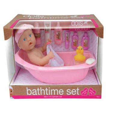 목욕놀이 인형세트-8855