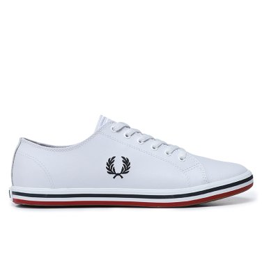 FRED PERRY  Kingston Leather 남여 공용 스니커즈 SFPU1937163-134