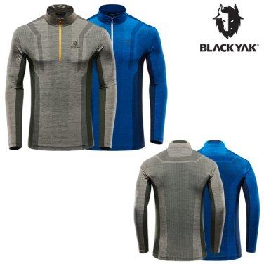 가을/겨울 남성 가을용 등산기능성 긴팔티셔츠 T3XS4티셔츠S-1R-ELBON