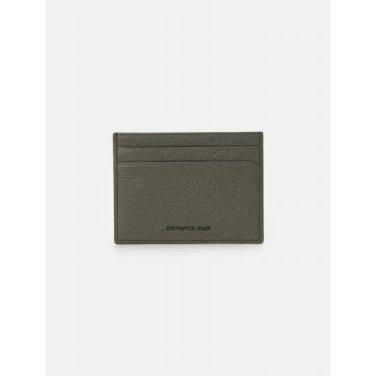시티 빈 낱장 카드지갑 - Khaki (BE01A3M07H)