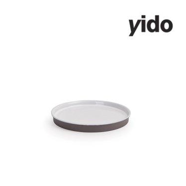 [이꼴]코넷화이트 원형접시소