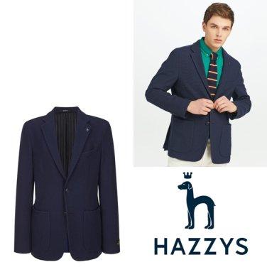 [상품권증정]헤지스 단색 면혼방 긴팔자켓 HZJA9A232