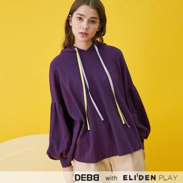 [뎁] 컬러 리본 스웨트셔츠 (2color) (DBCMB2001M)