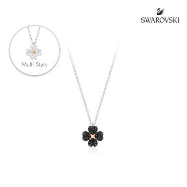 Latisha Flower 로듐 네크리스 5368980