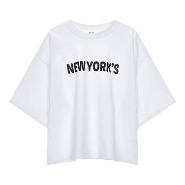 레터링 티셔츠 (9100222991).JS