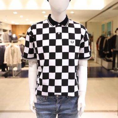 [S/S상품]Pattern Pique Shirt패턴 피케 셔츠 AFPM1911750-J10