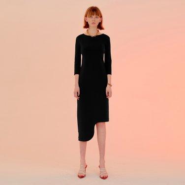 Rindi Line Point Dress_Black (JC20SSOP30BK)