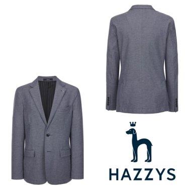 [상품권,사은품증정]헤지스 멜란지 면혼방 캐주얼자켓 HZJA9A201