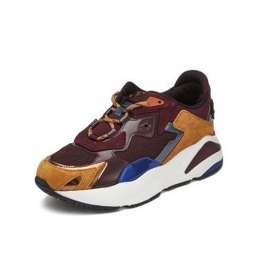 [송혜교슈즈]Queens sneakers(brown) DG4DX19507BRN / 브라운