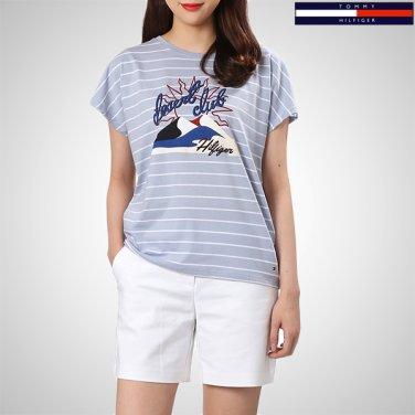 TFMS3KOE22A0(코튼 STP 그래픽 라운드넥 티셔츠)