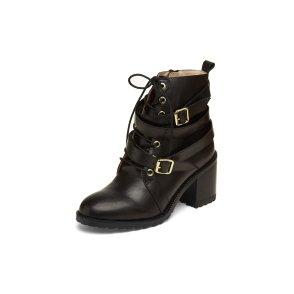 슈콤마보니 Biker ankle boots(black) DG3CX18552BLK