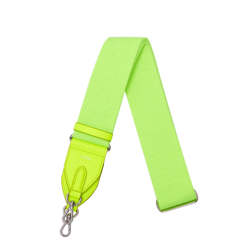 [vunque] Shoulder Webbing Strap Controller(50mm) 9 _ Neon Yellow VQA91ST2081