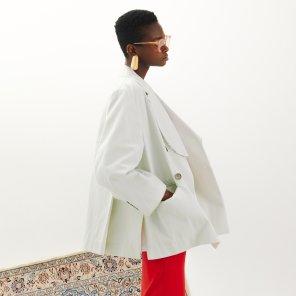 Ice Denim Tailored Jacket (JCFWJK03)