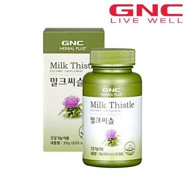 밀크시슬 Milk Thistle (60캡슐)