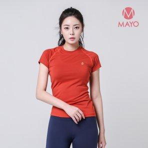 베이직 반팔 티셔츠 6컬러 M9TS-0231
