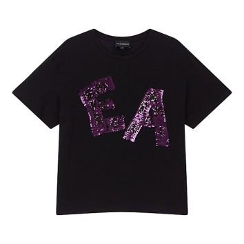 플리피 로고 반팔 티셔츠