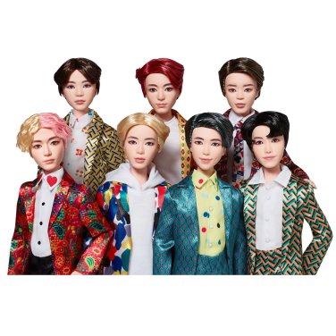 [마텔] BTS 공식 패션돌