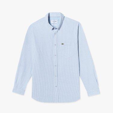 (남성) 옥스포드 체크 슬림 셔츠(CH7093-19A_7CV)