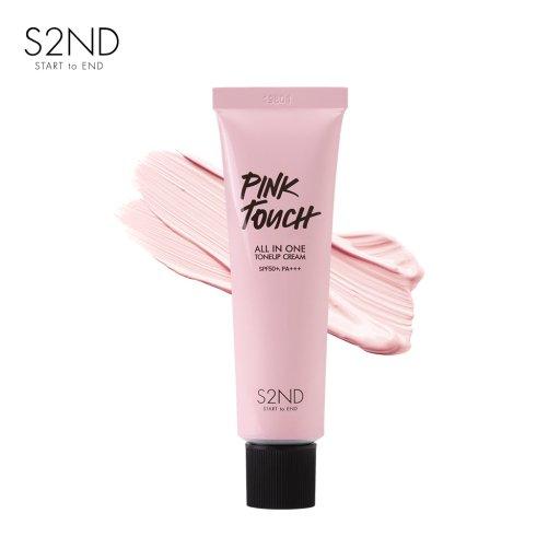 [A]에스투엔디 핑크터치 올인원 톤업크림 50ml