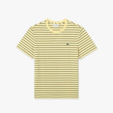 크루넥 스트라이프 티셔츠 (TH4244-19B_KR217)