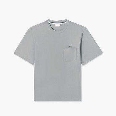 [엘롯데] 남성 포켓 라운드 반팔 티셔츠 LCST TH302E-19BCCA
