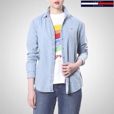 TFMT1HCE71A0(데님 레귤러핏 긴소매 셔츠)