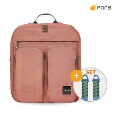 아델라 기저귀가방ESA32303 기저귀패드+보온보냉파우
