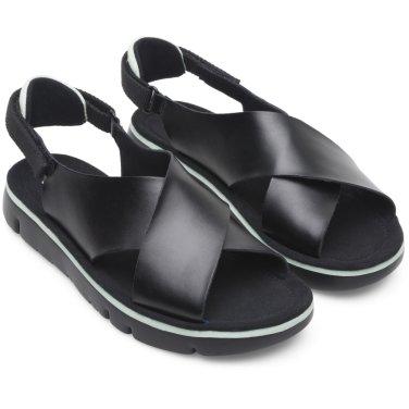 여성샌달로우 Oruga Sandal K200157-014