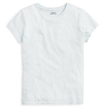 폴로 랄프 로렌 코튼 크루넥 티셔츠(WMPOKNINN810090E32)