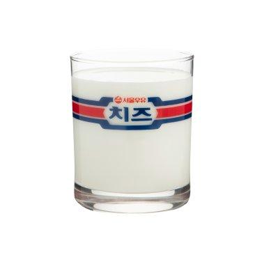 [무료배송]서울우유 레트로컵6종 - 서울우유치즈