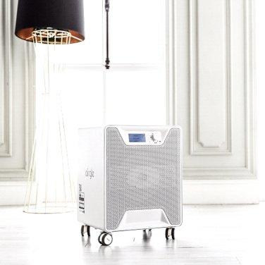 에어글 AG600S Radon 공기청정기 (프리미엄, 라돈저감, 유해물질 제거)