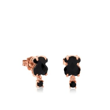 [TOUS]Rose Vermeil Silver Erma Earrings/513633510
